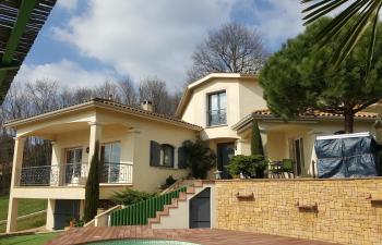 Villa contemporaine REYRIEUX